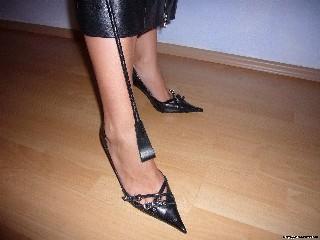 Ножки и шлепалка